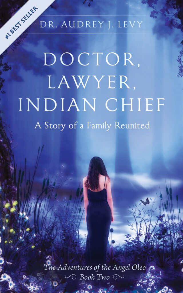 """""""Doctor, Lawyer, Indian Chief"""" book cover"""